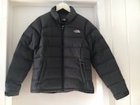 Svart North Face jakke for dame Oslo, 0474