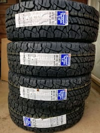 4 NEW 31X10.50 BFGOODRICH Ruggen Terrain ta all season tires
