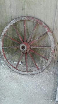 Wagon wheel antique  Houston