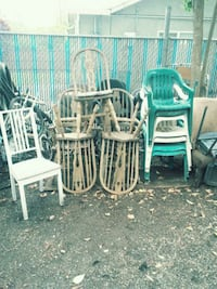 Variety of chairs $2 and up Chico, 95928