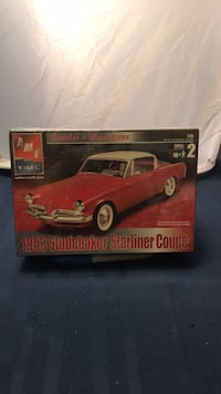 2002 AMT 1953 Stedebaker Starliner Coupe Toronto, M3A 1S6