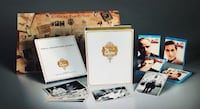 The Godfather 40th Anniversary Collection (Blu-Ray) - Region Free Oslo