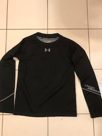Youth large underarmour heat gear..