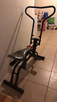 black and red stationary bike Germantown, 20874