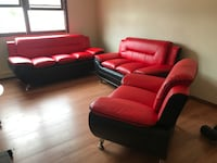 furniture sale> new living room set sofa, love seat, chair we finance more info visit us  Johnston