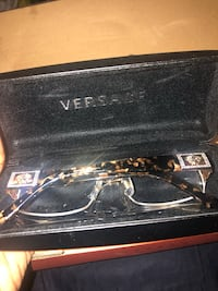 Rare Versace frames comes with original boxes and receipt Brampton, L6X 3N5