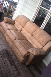 """""""Outdoor"""" Couch"""