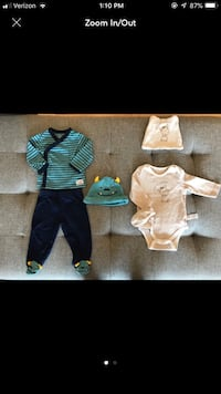 6 month Outfits 44 km