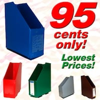 File Holder *CLEARANCE SALE! Lowest Cheapest Prices offer less than $1 now! ONLY 95 cents!* Singapore
