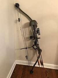 Browning midas xe compound bow with arrows and broad heads. Good deal! Hagerstown, 21740