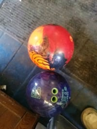 Bowling balls 2 Brunswick AXIS .Columbia 300  Westminster, 80260
