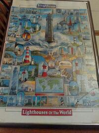 LIGHTHOUSE PUZZLE  New Jersey, 08731