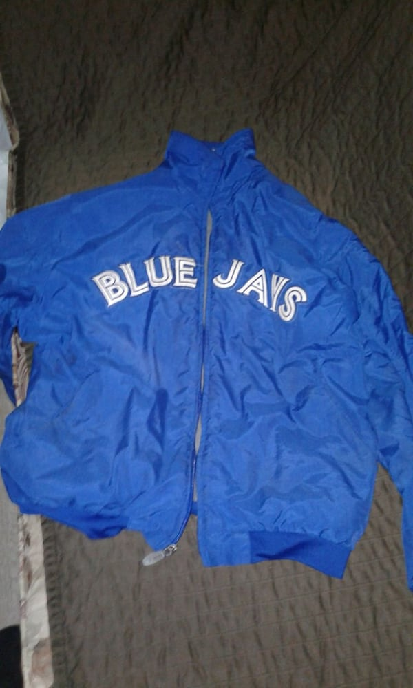 Blue jays slim coat 046a58a7-066a-4655-a29c-3687784652b9