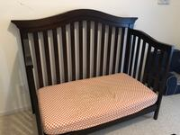 Convertible crib with mattress Roswell, 30075
