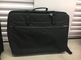 Suitcases and travel bags