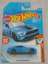 Hot Wheels Muscle Mania Series 2018 Mustang GT Toronto, M3J