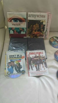 nice Dvd collection of 50 movies or more Warren, 48092