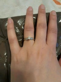 Engagement ring 925 silver Lawndale, 90260