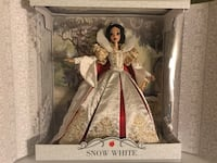"Saks Fifth Ave. 17"" Snow White Limited Edition 1 of 1000 亚历山德里亚, 22305"