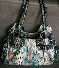 Cute Multicolored faux Snakeskin Purse San Jose, 95132