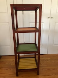 Wooden Bookcase / Shelving Unit from Pier One Boston, 02128