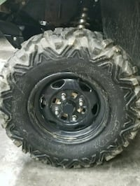 Brrand new less than 15 miles on stock rims  Hopkinsville, 42240