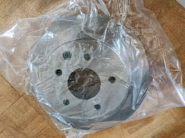 Altima rotors front and back