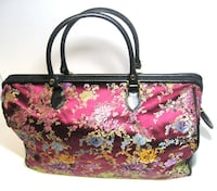 Bueno floral carry- all Calgary