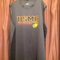 Marine Corps dry fit Tank new Tampa, 33612