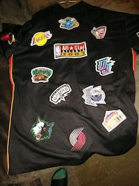 All Star Atlanta 2003 button up thick authentic  Macon, 31206