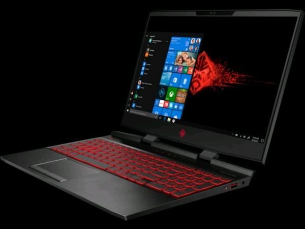 "HP omen 17"" 8th Gen I7 16GB RAM 1TB gaming laptop"