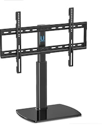 Fitueyes Swivel Universal TV Stand/Base Tabletop TV Stand with mount for 32 to 65 inch Flat screen 559 km