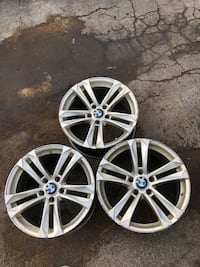 BMW MAGS 18 inches