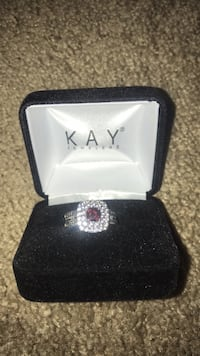 Kay Jewelers Sapphire Sterling Silver Ring Albuquerque, 87123