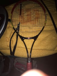 Mint Wilson tennis racket Langley, V2Z 2C4