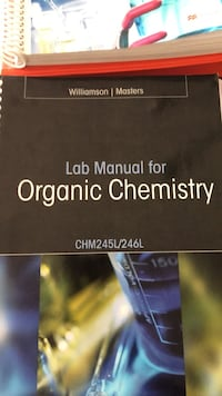 Organic Chemistry Lab Manual Portsmouth, 23703