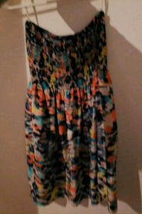 women's multicolored floral sleeveless dress Manassas, 20110
