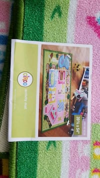 New Girls activity mat 39 3/8 x 54 Frederick