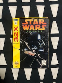 Sega 32X Star Wars Game Brantford, N3V