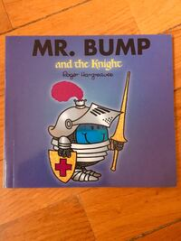 Mr. Bump and the Knight Madrid, 28020