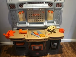 The Home Depot play set!