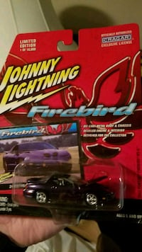 Johnny Lightning 2002 Pontiac Firebird WS-6  Lyons, 60534