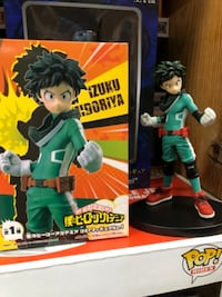 My hero academia figure Los Angeles