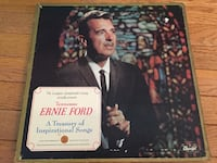 Tennessee Ernie Ford six record set Mason, 45040