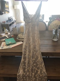 Evening gown size small/medium  Mont-Royal, H4N 2P7