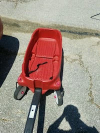 Radio Flyer Red Wagon Killeen, 76543