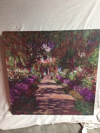 Painting on canvas. Blue Springs, 64014