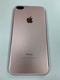 iPhone 7 Plus Rose Gold from AT&T. Works with Cricket as well. Corpus Christi, 78415