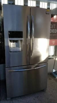Frigidaire Stainless Steel French Door. 28 cu ft.