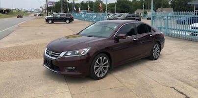 Honda - Accord - 2014